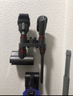 Держатель насадок на стену для пылесоса Dyson V8, V7, V10, V11