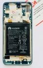 Рамка под дисплей для Huawei P Smart Z (51093WVH)