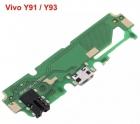 Плата зарядки для Vivo Y91/Y93