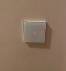 Сенсорный выключатель на 1 кнопку UBARO