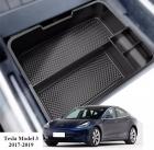 Пластиковый контейнер подлокотника для TESLA Model 3