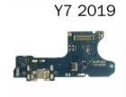 Нижняя плата для Huawei Y7 (2019) DUB-LX1
