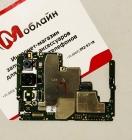Материнская плата для Huawei P Smart Z (51093WVH) (4/64) нерабочая