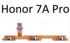 Шлейф кнопок громкости и включения для Huawei Honor 7a Pro
