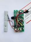 Дисплей для электросамоката Kugoo S1,S2,S3 (Зелёная плата)