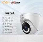 2МП уличная WI-FI видеокамера Dahua IMOU Turret 1080P